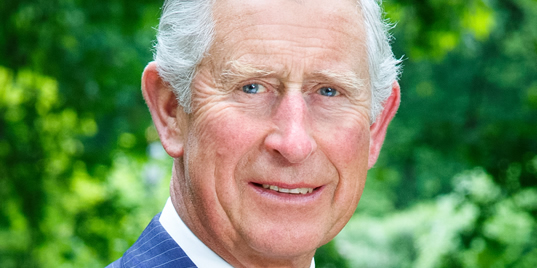 A message from our Patron, HRH The Prince of Wales