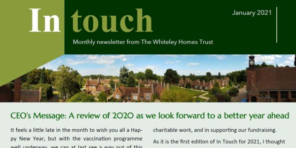 In Touch: January